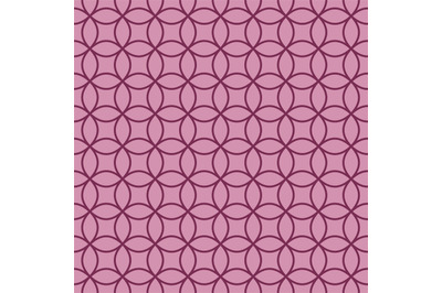 Bright lilac linear pattern
