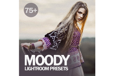 75+ Moody Lightroom Presets