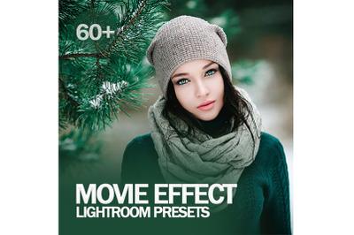 60+ Movie Effect Lightroom Presets