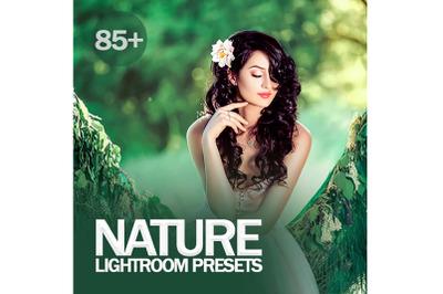 85+ Nature Lightroom Presets