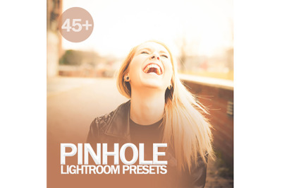 45+ Pinhole Lightroom Presets