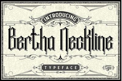 Bertha Neckline