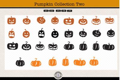 Pumpkin Set 2
