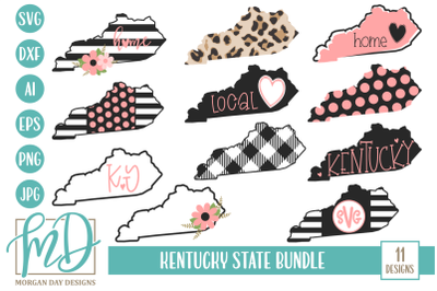 Kentucky SVG Bundle