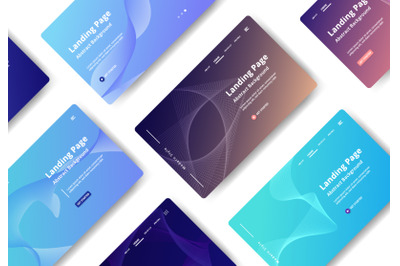 8 Abstract background design