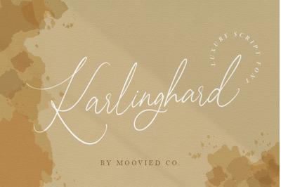 Karlinghard Font