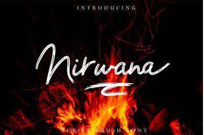 Nirwana Script Font