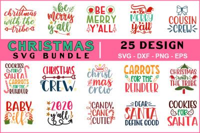 Christmas Svg Bundle Vol-07