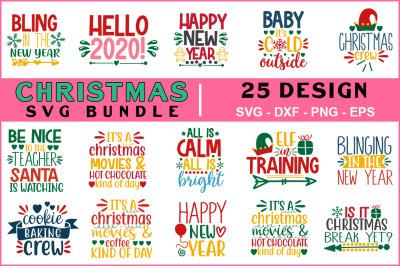 Christmas Svg Bundle vol- 11