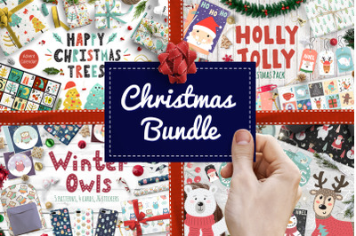 Christmas Bundle: 4 in 1