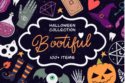 Bootiful - halloween collection