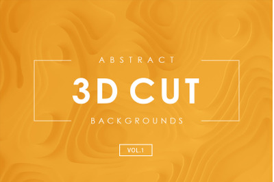 3D Cut Backgrounds 1