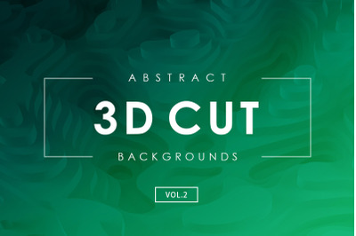 3D Cut Backgrounds 2