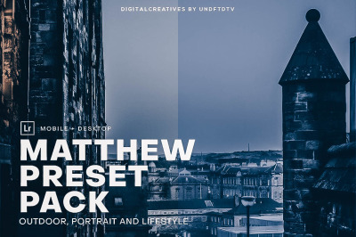 Matthew Preset Pack