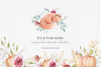 It's Autumn Story Collection