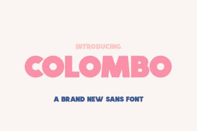 Colombo Sans