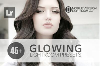 45+ Glowing Lightroom Mobile Presets