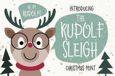 The Rudolf Sleigh