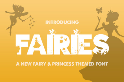 The Fairies Font