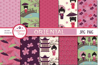 Oriental papers