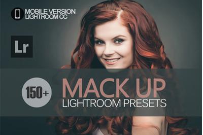 155+ Make up Lightroom Mobile Presets