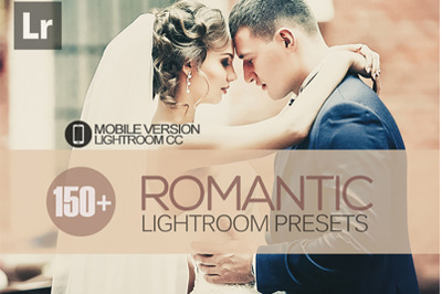 155+ Romantic Lightroom Mobile Presets