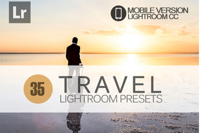 35 Travel Lightroom Mobile Presets
