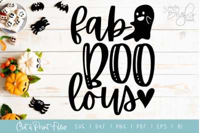 FabBOOlous - DXF/SVG/PNG/PDF Cut & Print Files