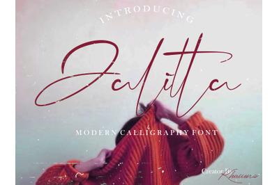 Jalitta Modern Calligraphy