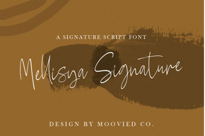Mellisya Signature