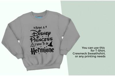 Forget a Disney Princess
