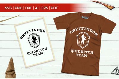 GRYFINDOR quidditch team