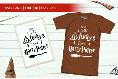 I Will Always Love HP