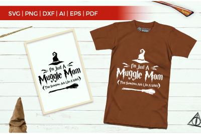 Im Just Muggle Mom