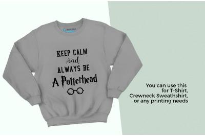 Keep Calm Potterhead
