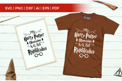 My HP Obsession