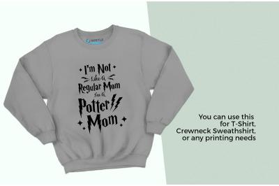 Not a Regular Mom