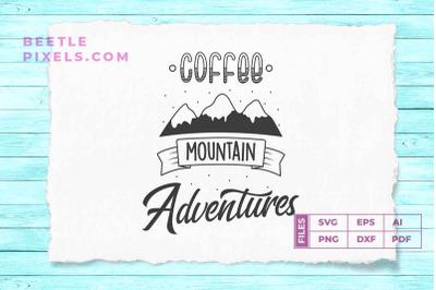 coffee mountain adventure