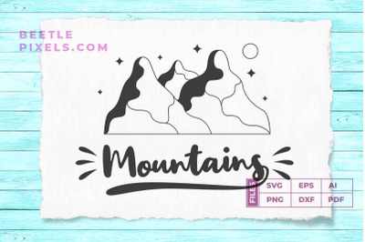 Mountains adventure quotes