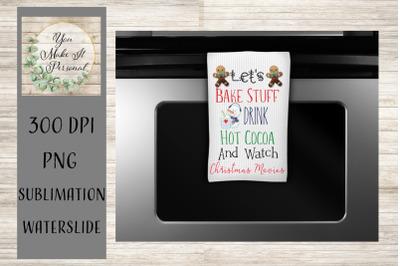 Let's Bake Stuff....Holiday Design