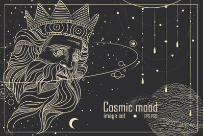 Cosmic mood