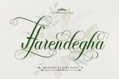 Harendegha