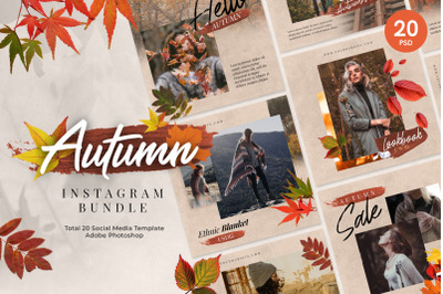 Autumn Instagram Bundle