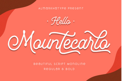 Mountecarlo-Beautiful Monoline