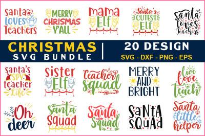Christmas Svg Bundle Vol-17