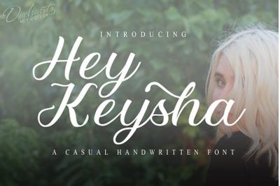 Hey Keysha