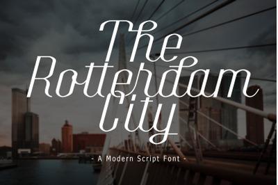 The Rotterdam City