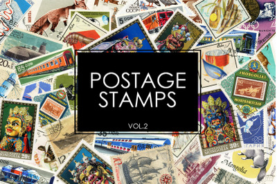 Postage Stamps Vol. 2