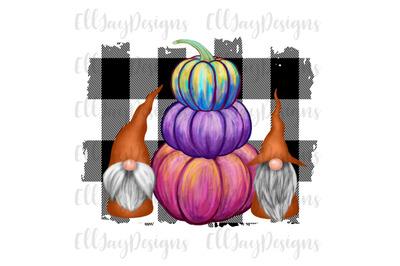 Gnomes and Pumpkins