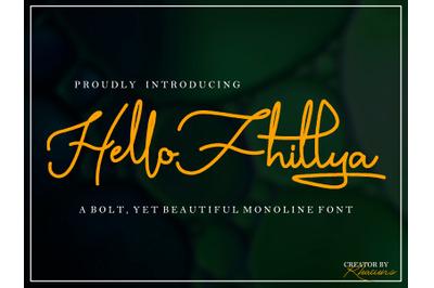 Hello Fhillya